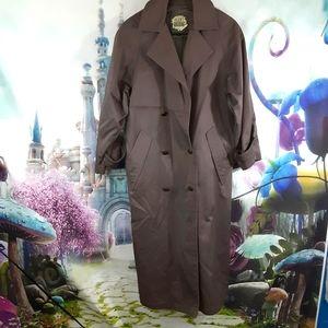 ❄Fleet street trench coat
